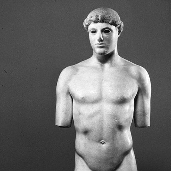 Курос - скульптура Древней Греции