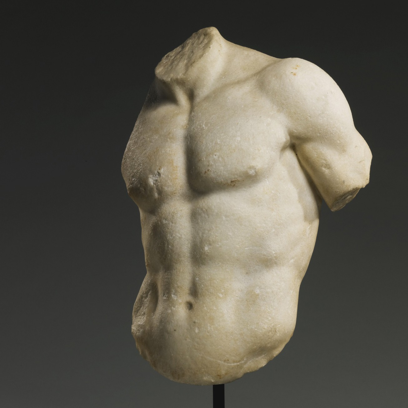 Скульптура Торс Древняя Греция