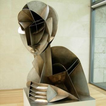 Скульптор Наум Габо