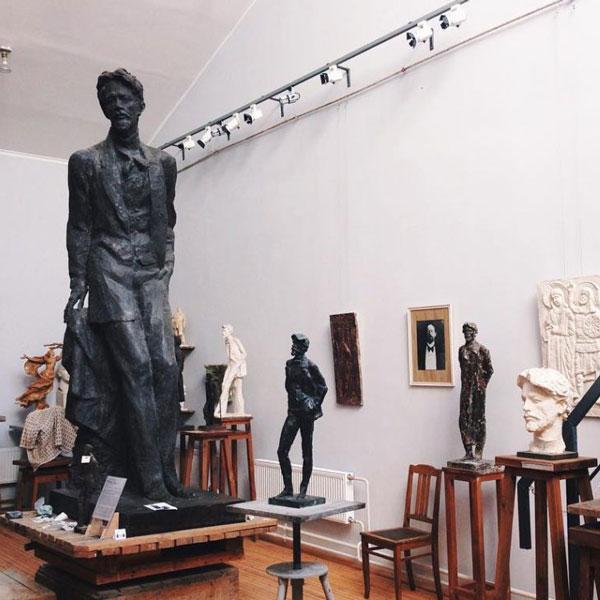 Музей скульптора Аникушина