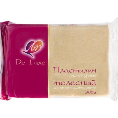 Пластилин Луч телесный 300 г