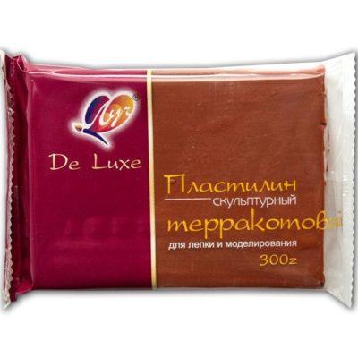 Пластилин Луч терракотовый 300 г