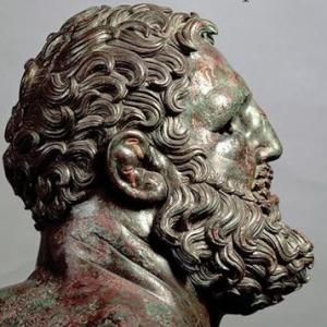 Античная бронзовая скульптура мастеров Древней Греции и Рима