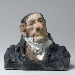 Скульптура Оноре Домье
