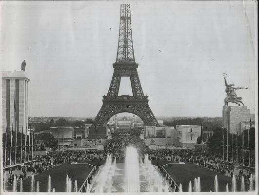Всемирная выставка в Париже 1937